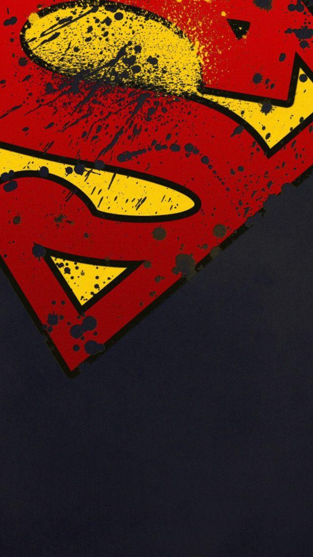 Man Of Steel Mobile9 Superman Wallpaper Superman Wallpaper Logo Superhero Wallpaper