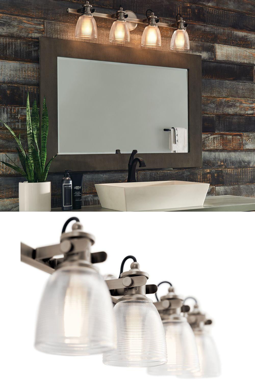 kichler flagship bathroom vanity light