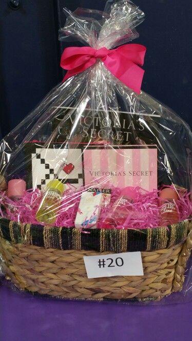 Victoria Secret Gift Basket Crafts Pinterest Gift
