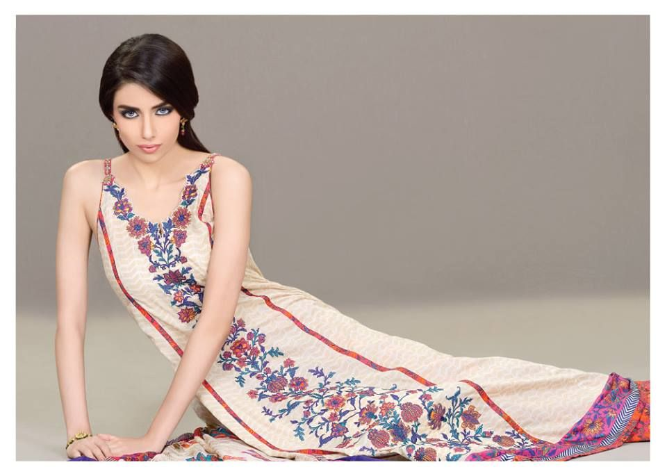 80e06e143 Al-Karam-Eid-Dresses-Collection-2015-for-Girls-8