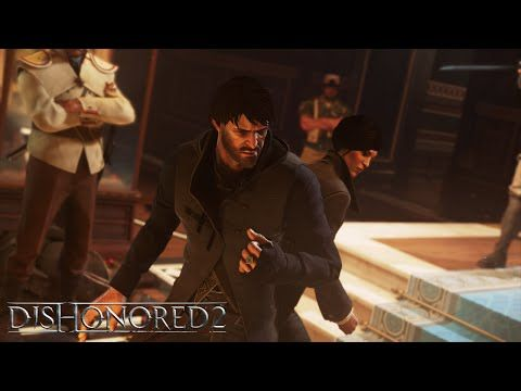 Nuevo gameplay de Corvo en Dishonored 2 • Eurogamer.es