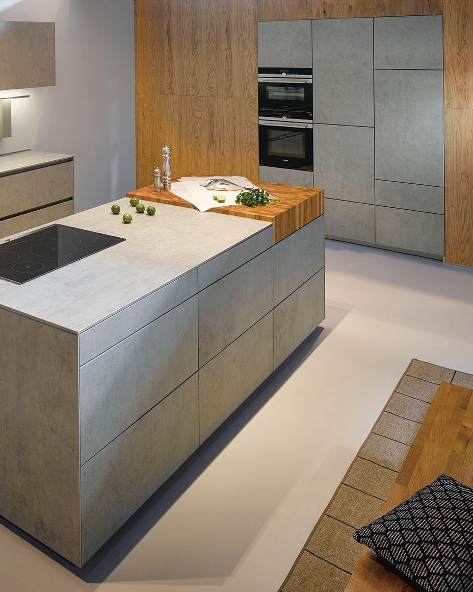 Material & Fronten Küchen design