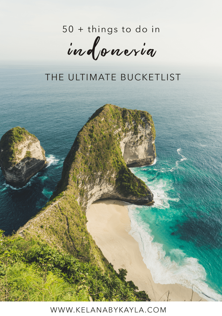 50 Things To Do In Indonesia The Ultimate Indonesia Bucket List Indonesia Travel Travel Destinations Asia Asia Travel