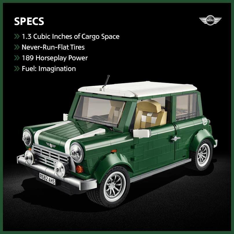 Lego Mini Run Flat Tire Flat Tire Mini