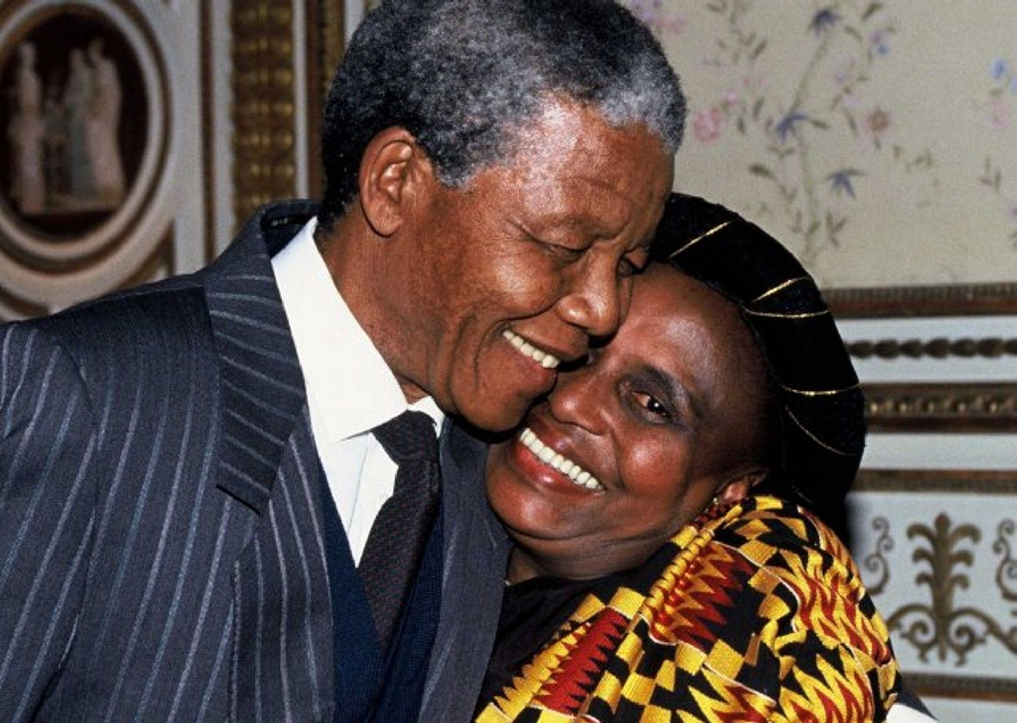 Miriam Makeba, Mama Africa, Pata Pata and Nelson Mandela | Nelson mandela, Miriam makeba, Mandela