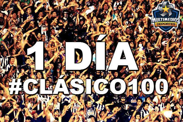 Estamos a un día para vivir el Clásico 100 entre Tigres y Rayados