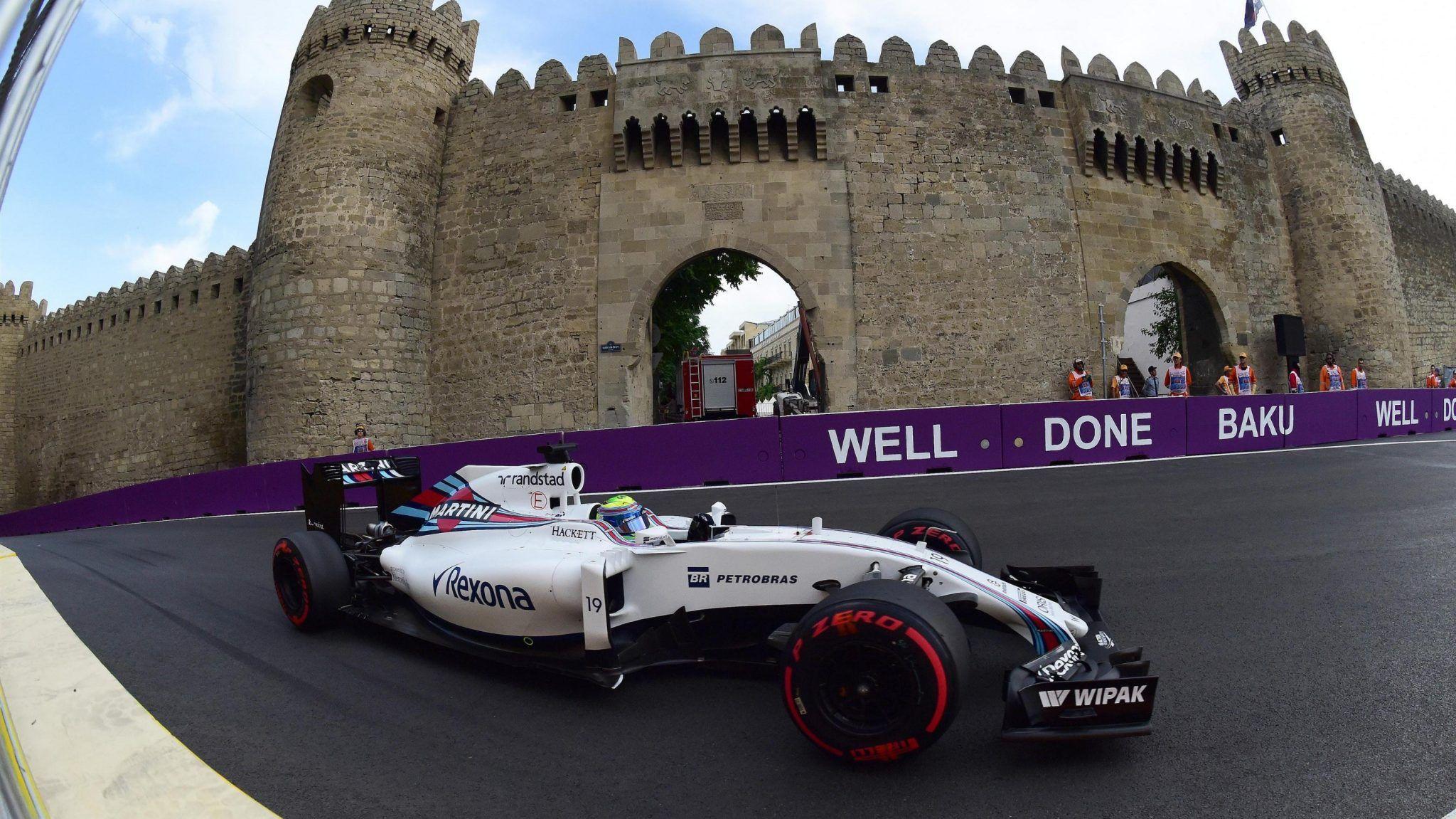 Azerbajdzhan Oblegchaet Vydachu Viz Uchastnikam Formula 1 Baku Rexona Formula 1