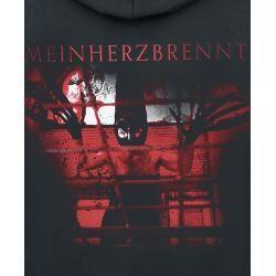 Photo of Rammstein Mein Herz KapuzenpulloverEmp.de