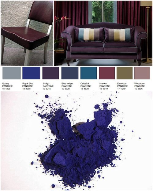 Blue And Maroon Scandinavia Design House Colors Wabi Sabi