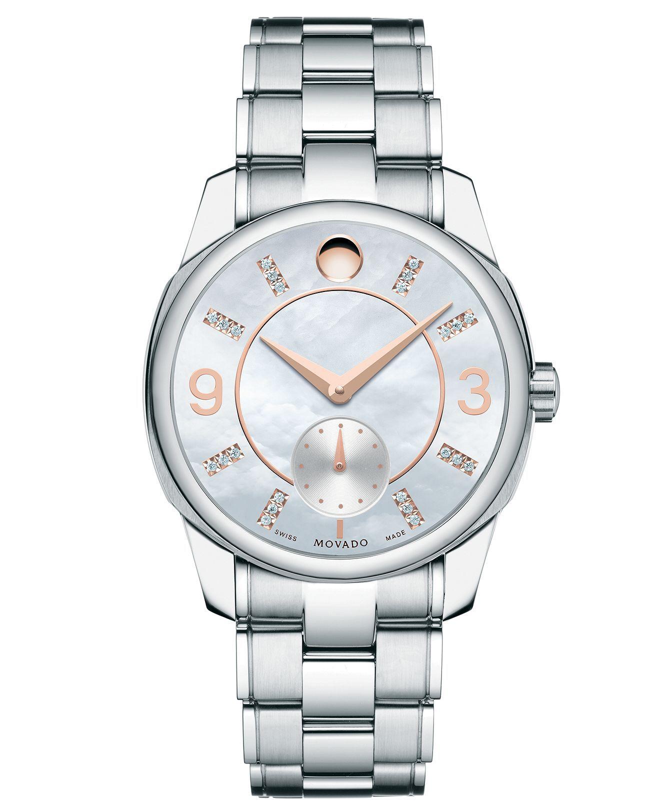 25570dca4f8 Movado Watch