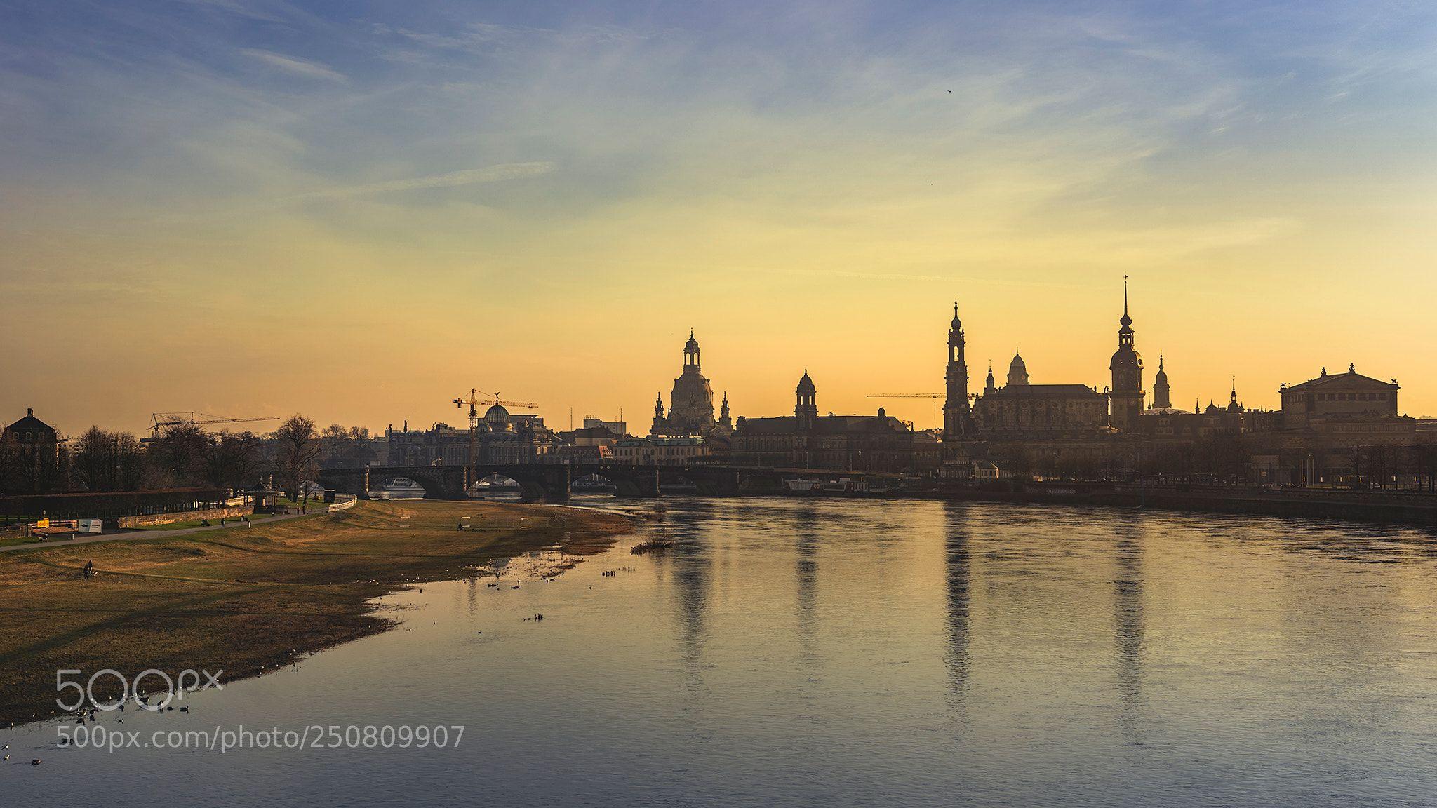 Faszinierend Skyline Dresden Referenz Von Iii By Claudio_desat