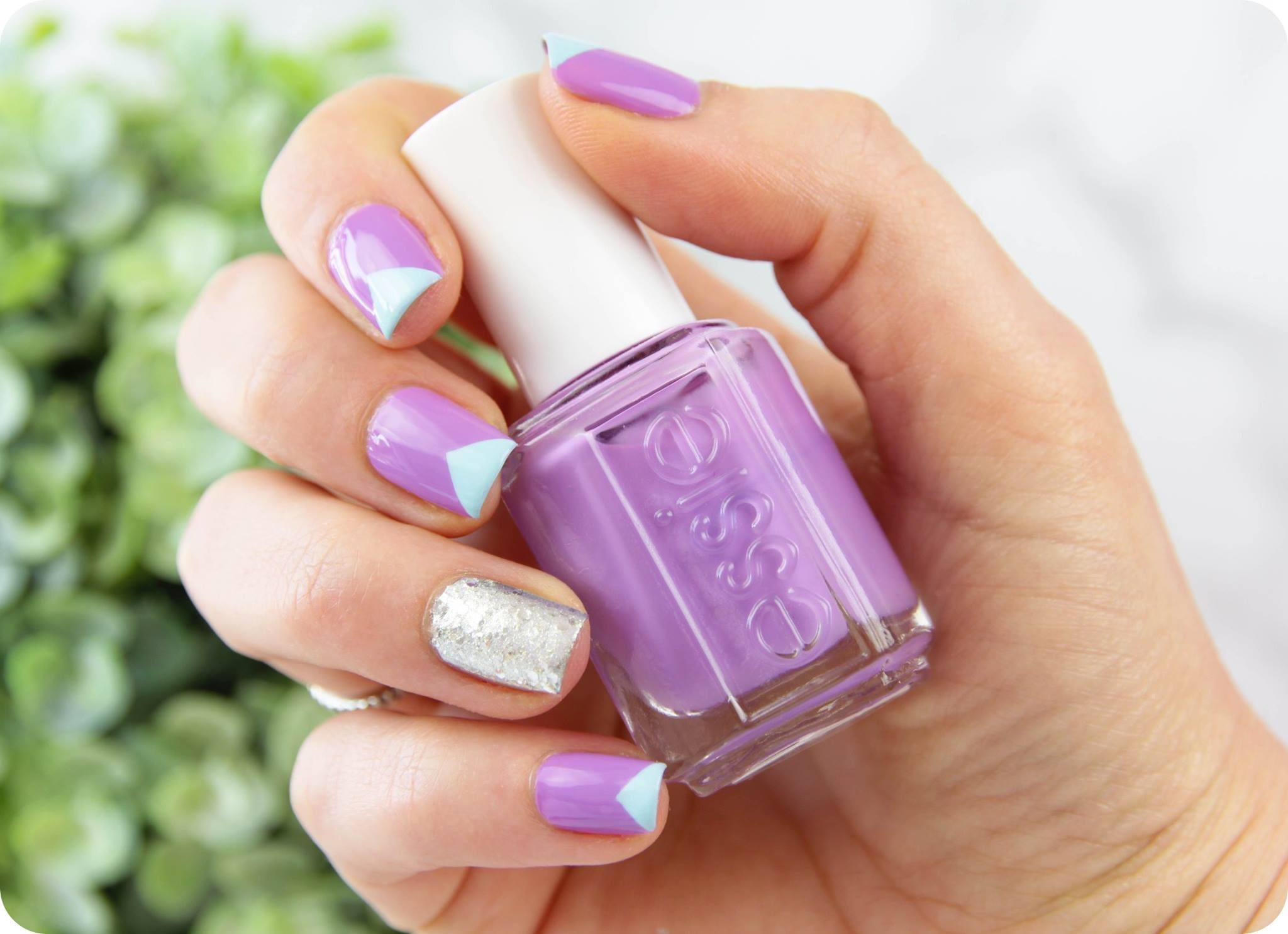 46 Super Easy Summer Nail Art Designs For The Love Of Spring ...