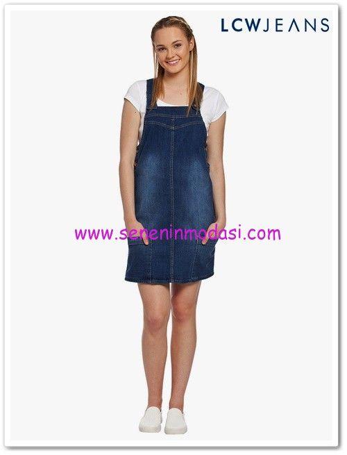 Lcw 2015 Kot Cepli Salopet Elbise 40 Tl Elbise Kotlar Elbise Modelleri