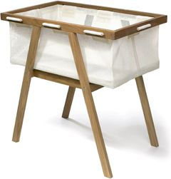 Oak Bassinet By Seimi Baby Nursery Furniture Sets Cradles And