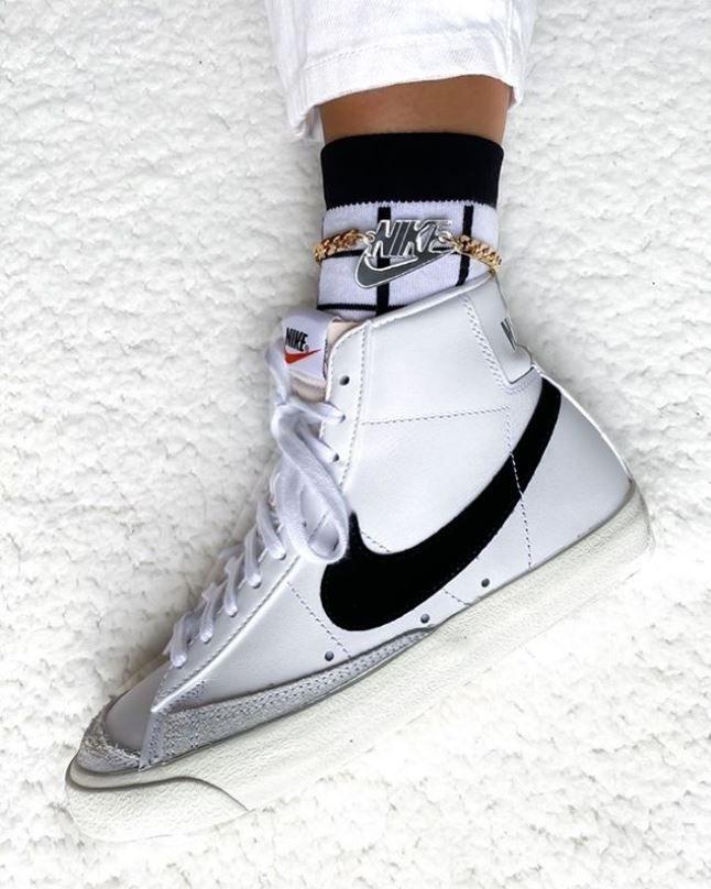 Nike Blazer Mid '77 Women's | JD Sports | Nike blazer, Mode ...