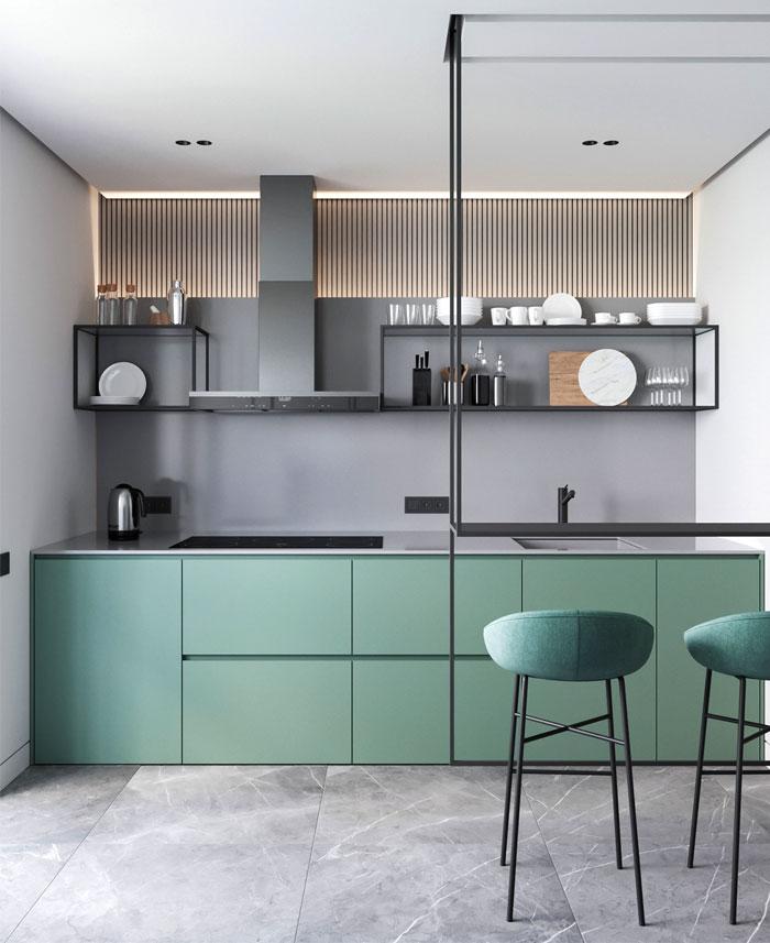 Kitchen Design Trends 2020 / 2021 - Colors, Materials ...