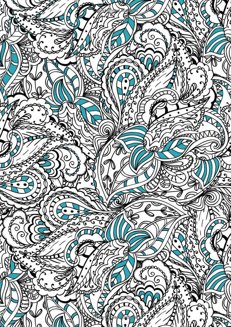 Colouring for adults benefits - Adult Coloring