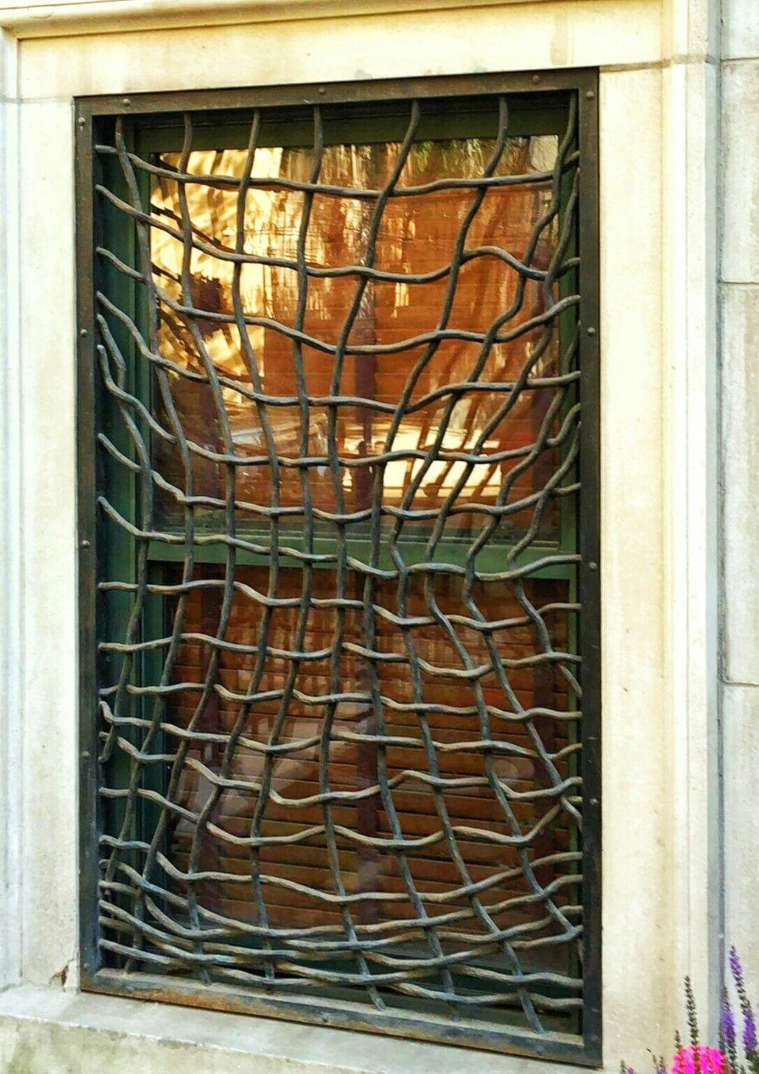 Wrought Iron Window Insert Visit Stonecountyironworks Com