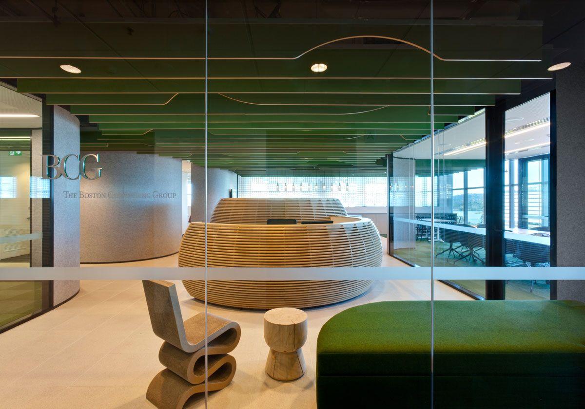 Office Tour Boston Consulting Group S Canberra Offices Australian Interior Design Interior Design Awards Interior Design