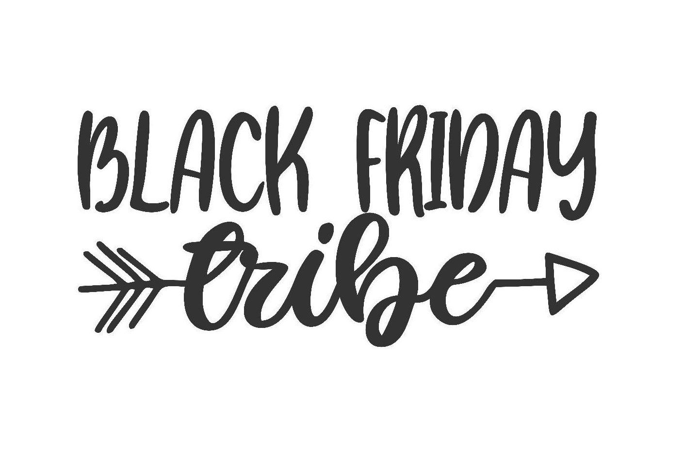 Cricut cut files silhouette Black Friyay svg Black Friday | Etsy