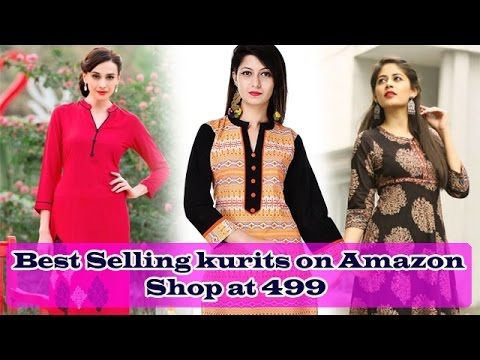 29090026d Top 10 Best Designer Kurtis Collection under 500
