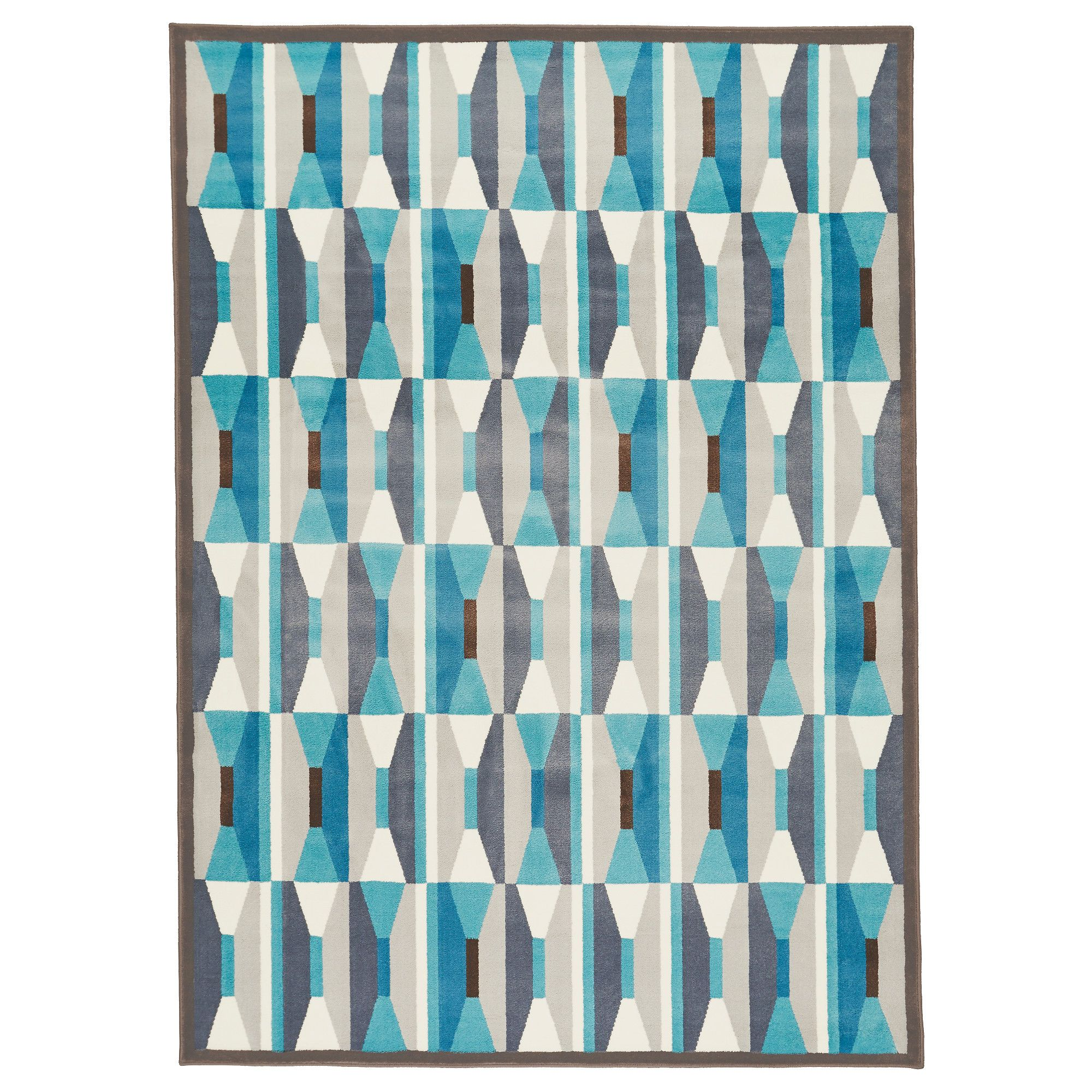 This Rug Incorporates All Our Main Living Colors So Well Its