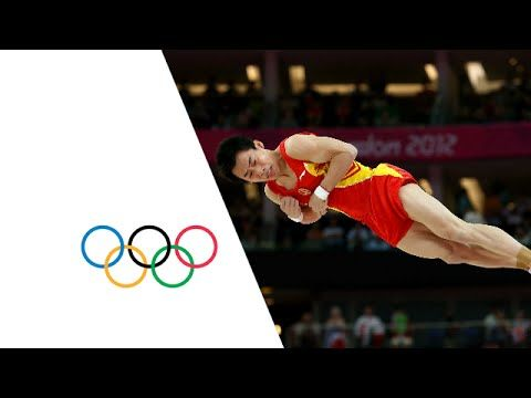 Zou Kai (CHN) Wins Artistic Gymnastics Floor Exercise Gold - London 2012...