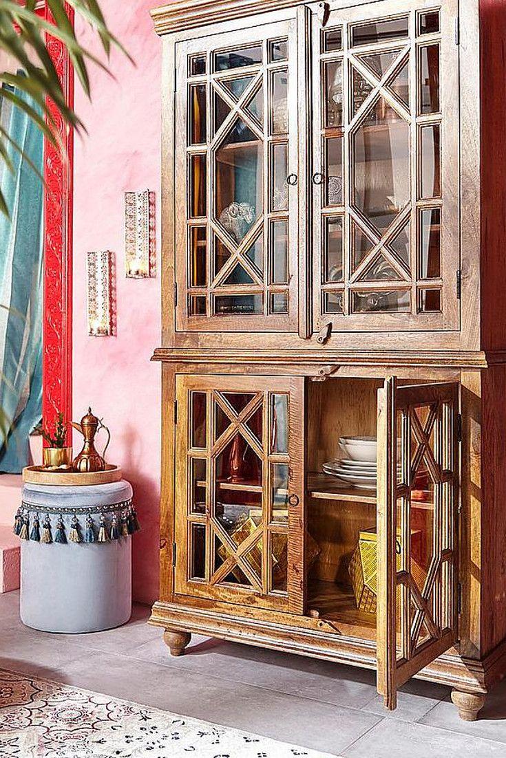 Bezaubernd Ethno Möbel Dekoration Von