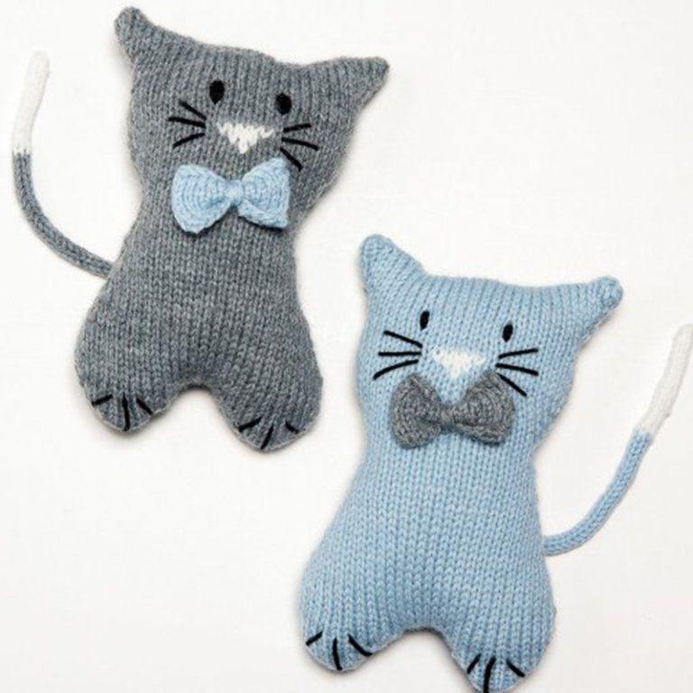 8 projets à tricoter avec une seule pelote de laine #patrontricotgratuit
