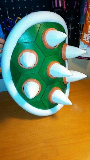 7202d27eb5 Bowser shell - By Nicole Betsill