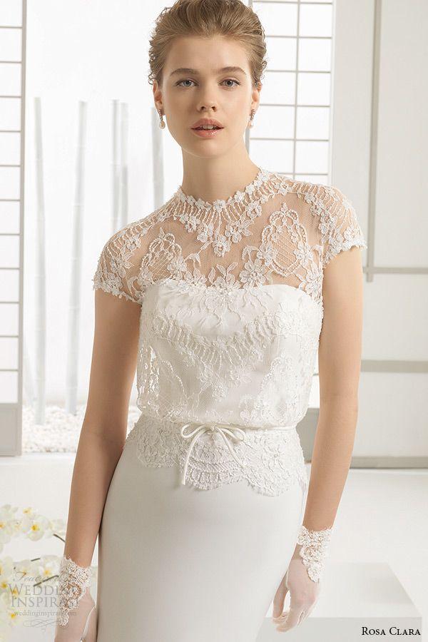 Rosa Clara 2016 Wedding Dresses Preview