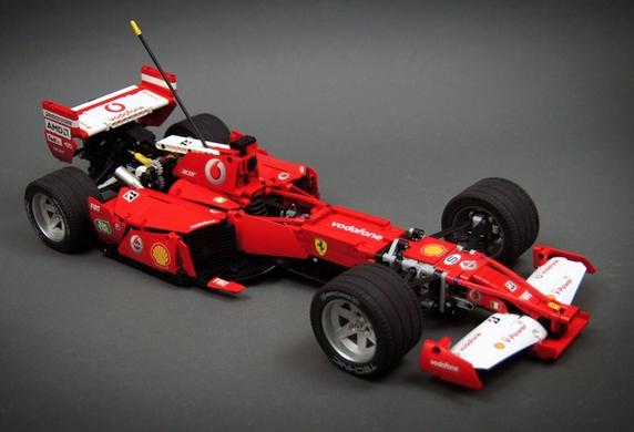 Drag Racing Lego Technic Truck Lego Wheels Lego Technic