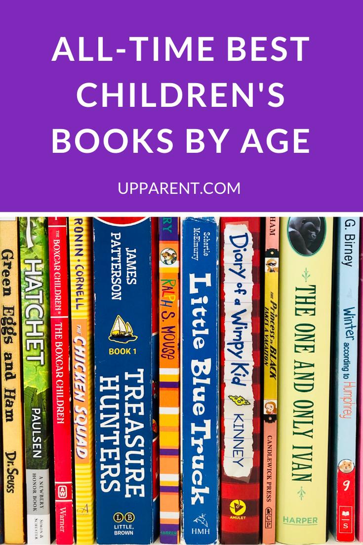 Best Children's Books by Age