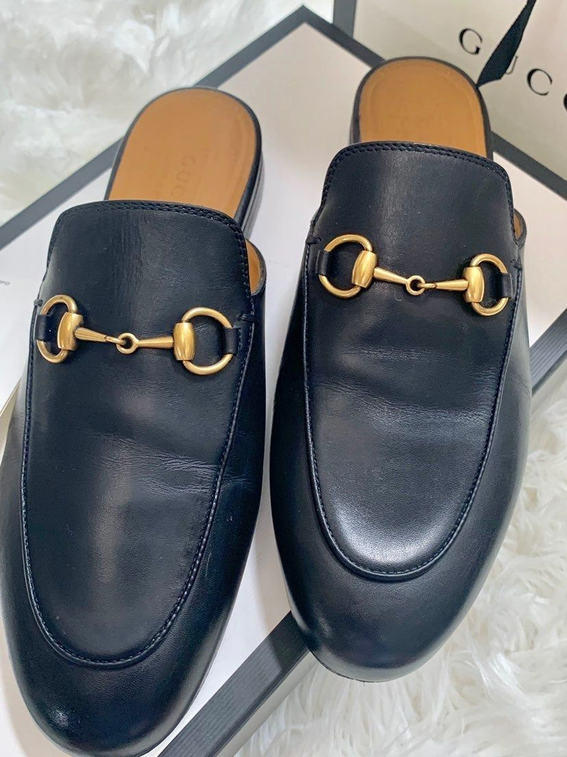 Gucci Princetown authentic Used few