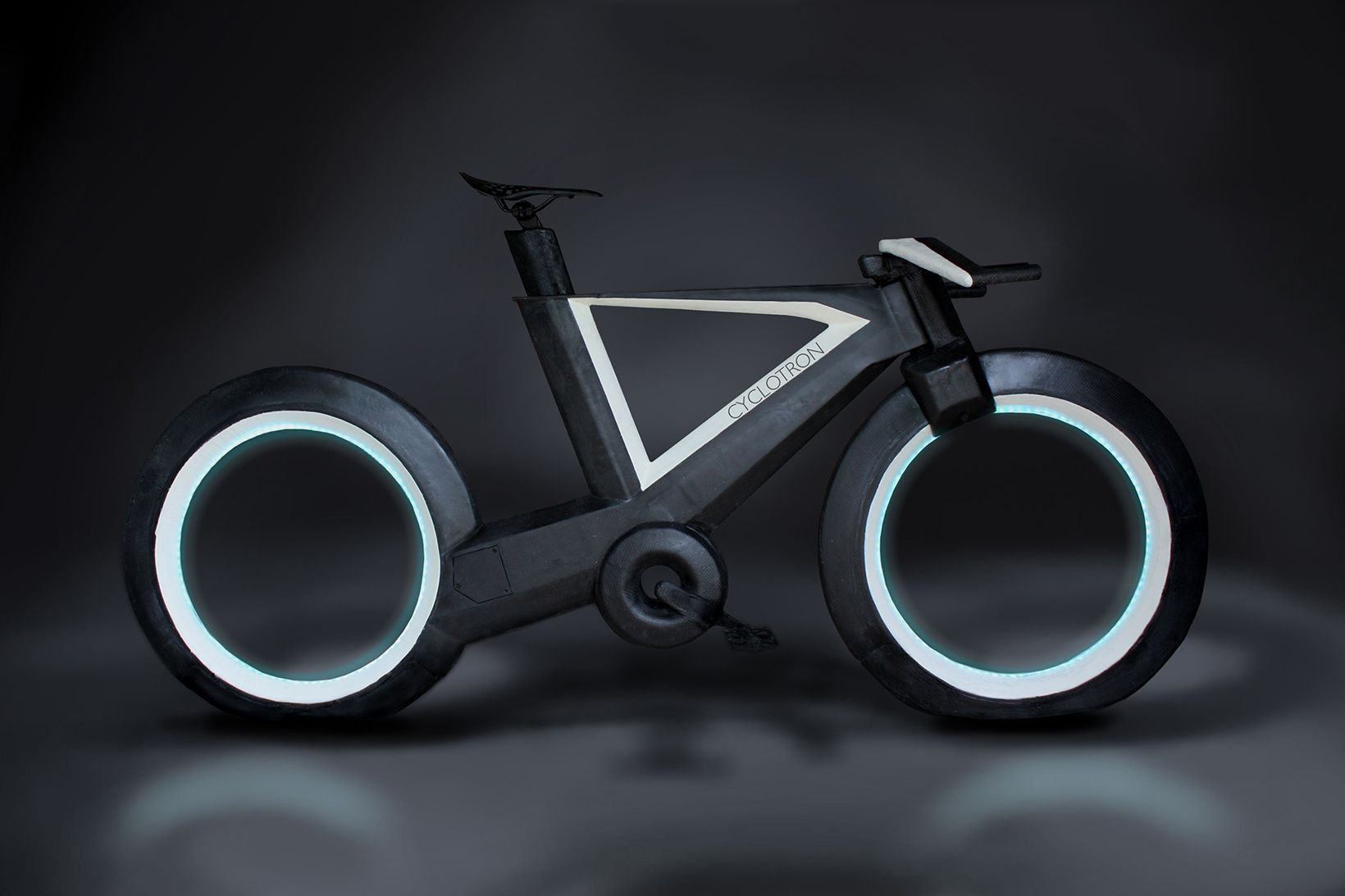 This Bicycle Looks Like It Came Straight Out Of Tron