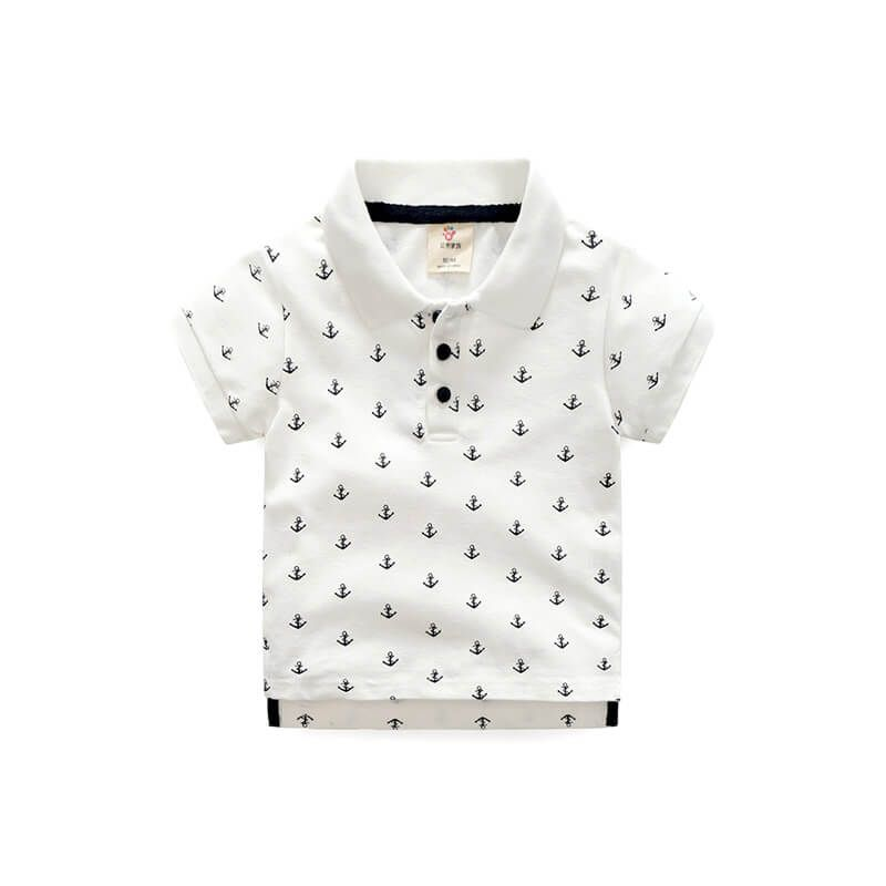 Victory! Check out my new Anchors Printed Tee with Polo Collar for ... 512ae4ce2da1e