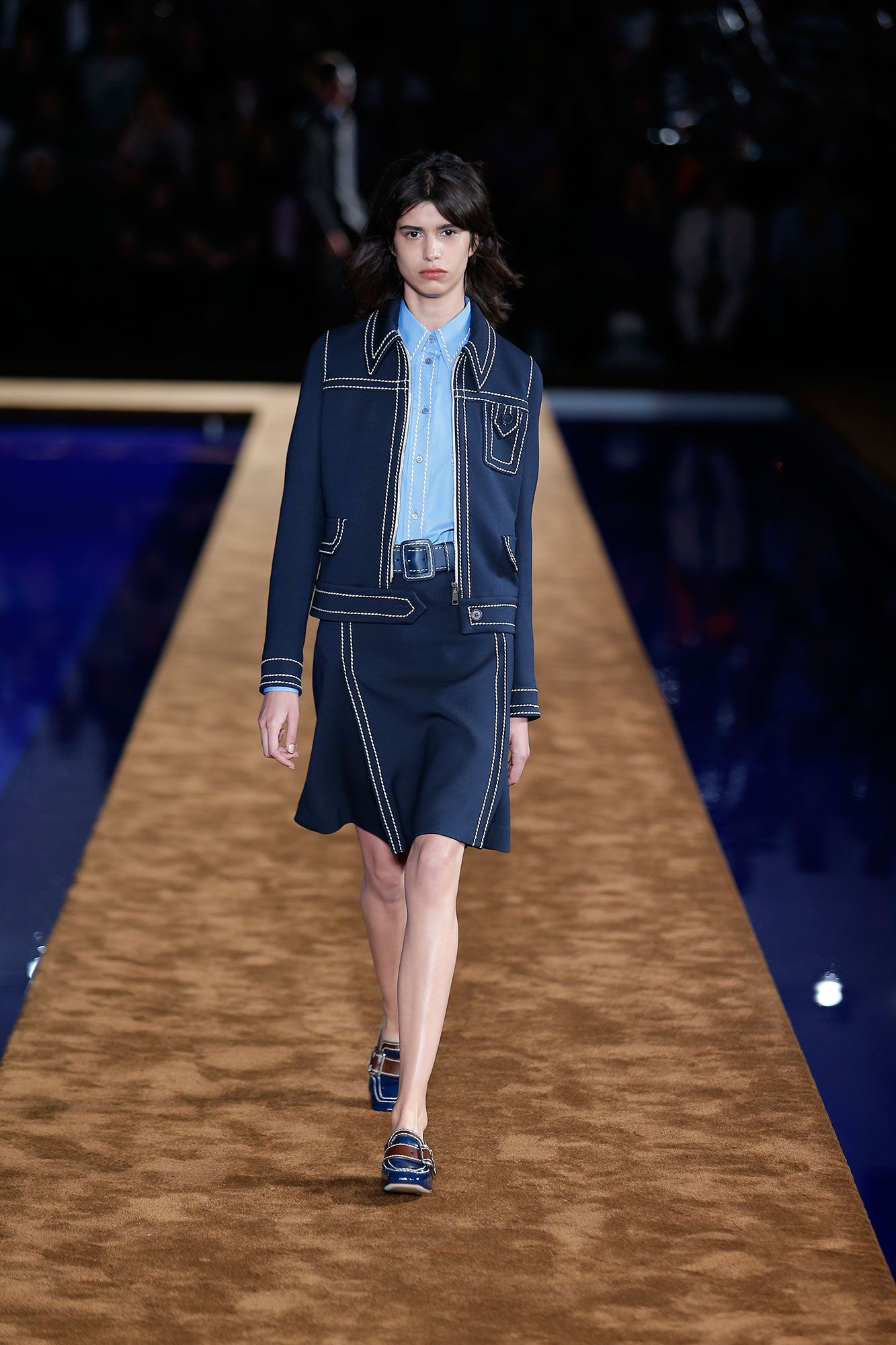 Can't Top These Coats and Jackets - Prada Resort 2015