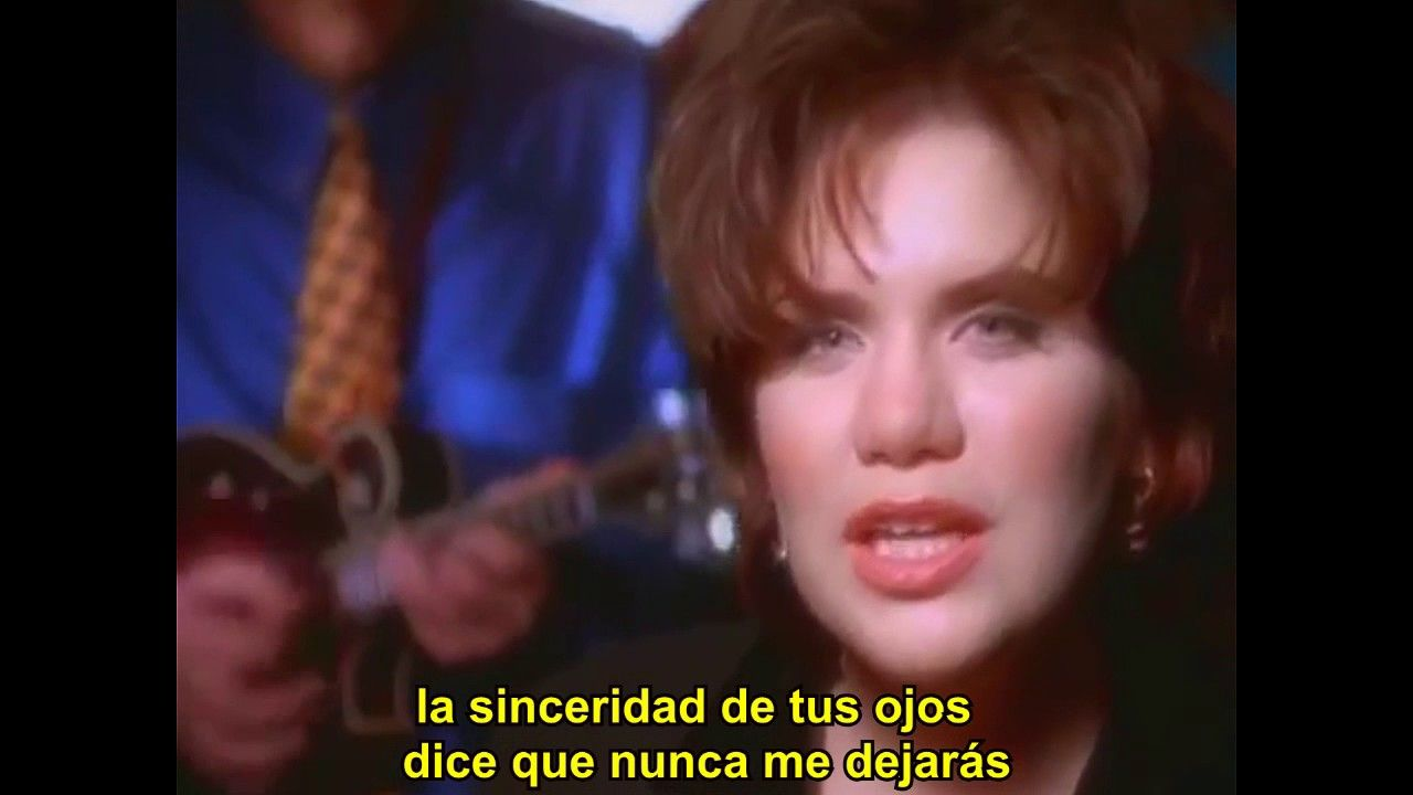 Alison Krauss When You Say Nothing At All Subtitulado Espanol