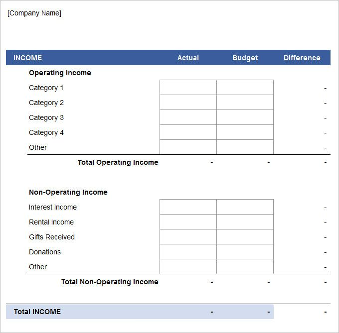 Business Marketing Budget Plan Template , Marketing Budget Template - how to make a budget spreadsheet on excel