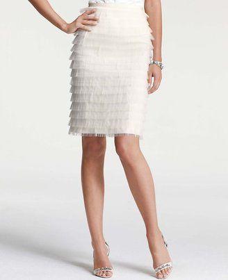 Tulle Skirt Ann Taylor