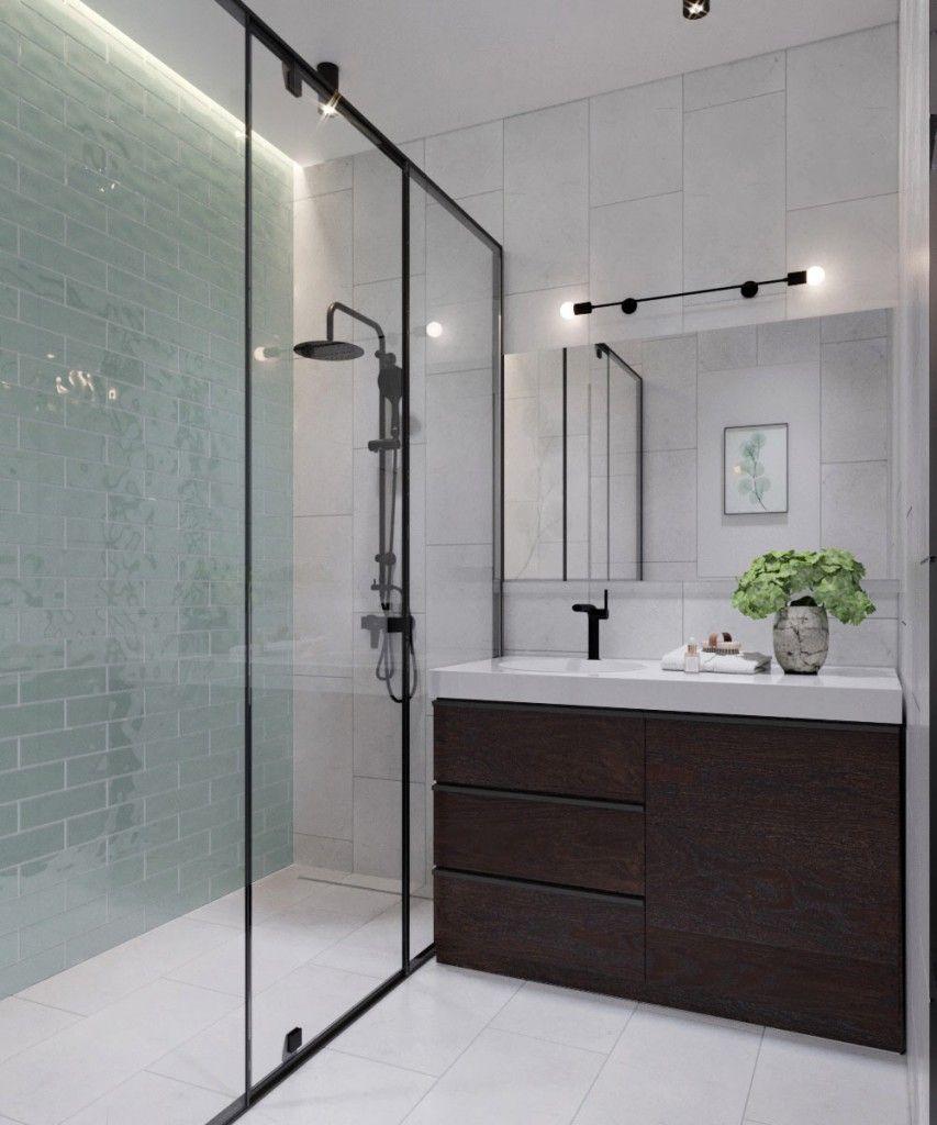 Badezimmer designs klein binnenkijken bij een klein maar fijn appartement  badkamer
