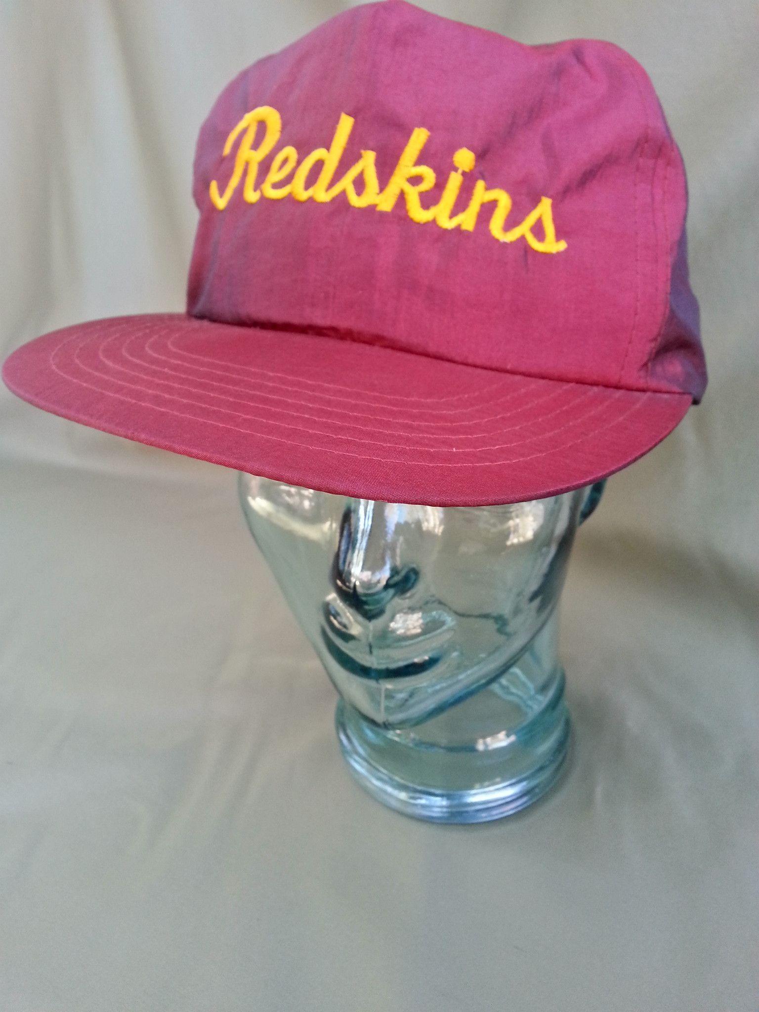 6d5252eb8b8b4 Washington Redskins Vintage 90s Snapback Hat