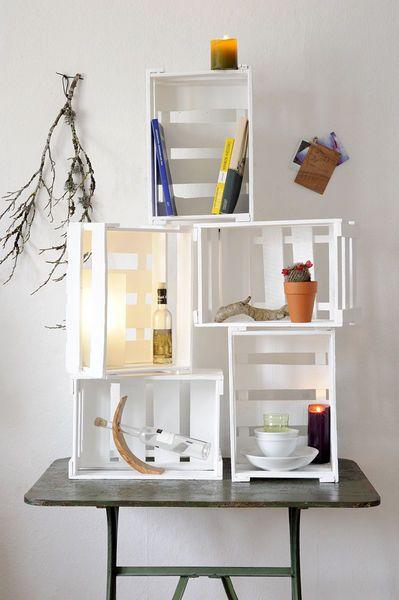 shabby chic weinkisten in berlin tempelhof regale gebraucht kaufen ebay kleinanzeigen. Black Bedroom Furniture Sets. Home Design Ideas