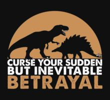 Curse Your Sudden But Inevitable Betrayal : Inspired By Firefly by WonkyRobot