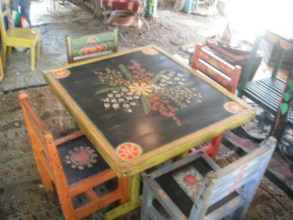 Custom Made Mexican Style Furniture