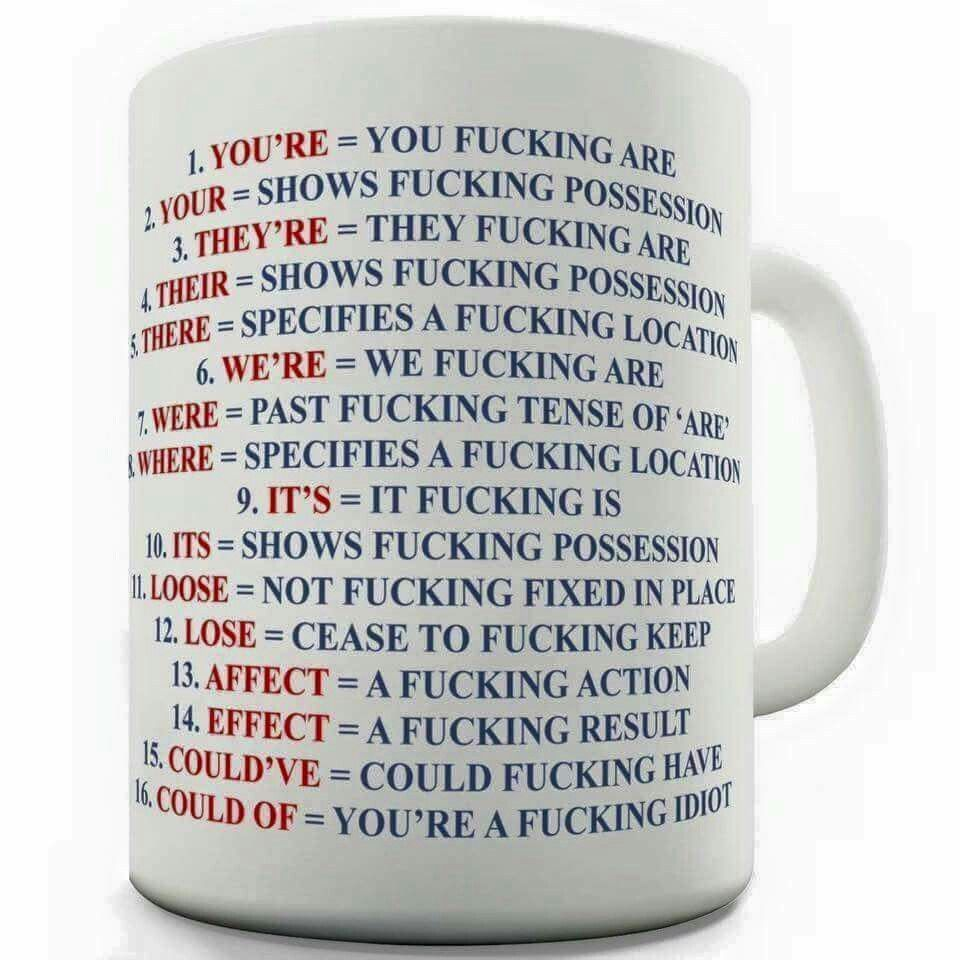 Pardon the language but seriously!