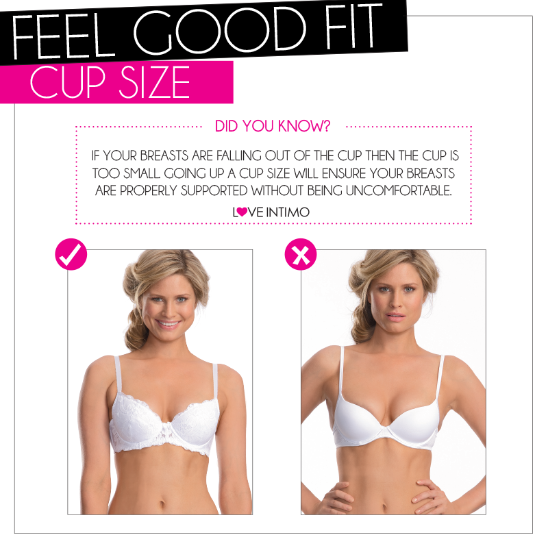 c3a11d2cdb It s important to ensure you are wearing the right size bra for both  comfort and support. Contact your Stylist to make a booking and find your  feel good fit ...