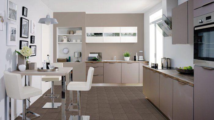 Les couleurs idéales dans la cuisine | La nouvelle | Cuisine ...