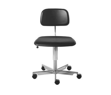 classic office chairs brown leather kevi the classic office chair with the hardwearing principle better you sit more get done designed by an architect and dedicated to home