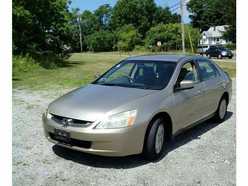 Used 2003 Honda Accord Honda accord, Honda, Corolla car